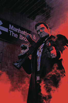 Punisher #1 - 8/8/18