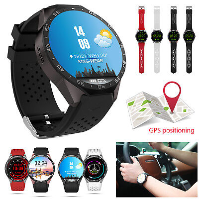 Premium Sports Bluetooth Smart Watch Phone Unlocked WIFI 3G for Android Samsung