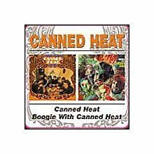 Canned Heat - Canned Heat, Boogie With C NEW CD