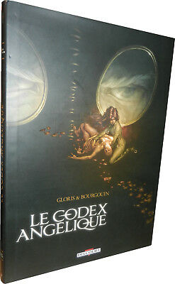 Integrale - Delcourt - Codex Angelique - L'integrale - Dubois