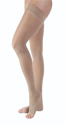 3e68d8517 NEW Jobst Ultrasheer Thigh High Unisex Compression Stockings Sock  Circulation