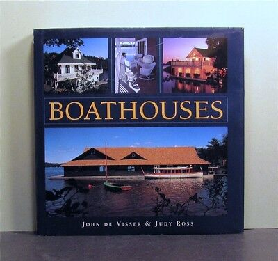 Boathouses, Muskoka Lakes, Central Ontario, Architecture