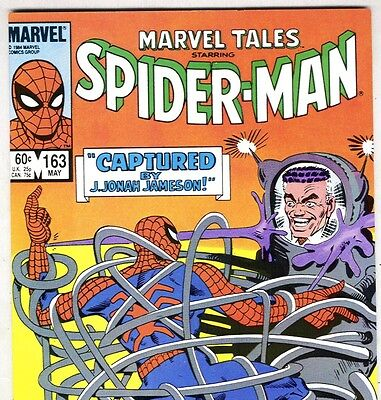 The Amazing Spider-Man #25 Reprint in Marvel Tales #163 from May 1984 in VF+