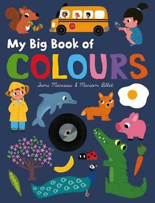 My Big Book of Colours by Marceau, Fani | Board book Book | 9781471121197 | NEW