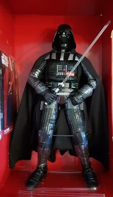Star Wars Interaktive XXL Action Figur DARTH VADER Animatronic ca. 44cm