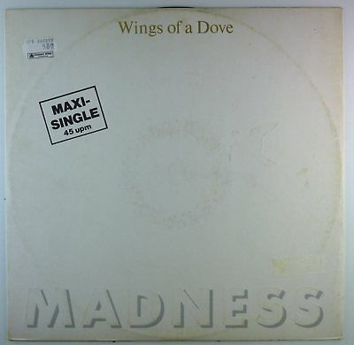 "12"" Maxi - Madness - Wings Of A Dove - F1272 - cleaned"