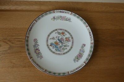 Wedgwood Bone China Kutani Crane R4464 Cake / Bread & Butter Plate