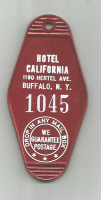 Hotel California - Buffalo, Ny - Key Fob - Unused