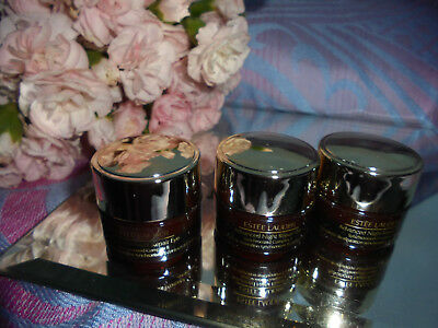 ESTÉE LAUDER Advanced Night Repair Eye 15 ml Gelcreme 3 x 5 ml neu in OVP