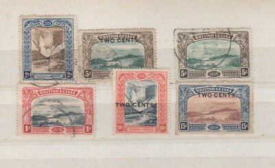 A very nice Mixed British Guiana Group with several overprints