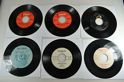 Lot of Radio Station Related 45 Records