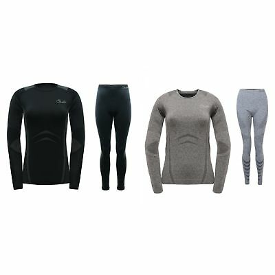 Dare 2B Womens/Ladies Zonal III Baselayer Top And Bottoms Set (RG1466)