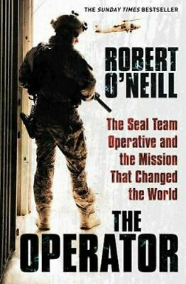 NEW The Operator By Robert O'Neill Paperback Free Shipping