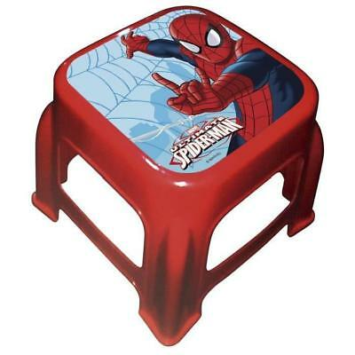 SPIDERMAN Tabouret Marchepied - Garcon - Polypropylene