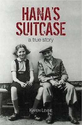 Hana's Suitcase by Levine, Karen | Paperback Book | 9781842348413 | NEW