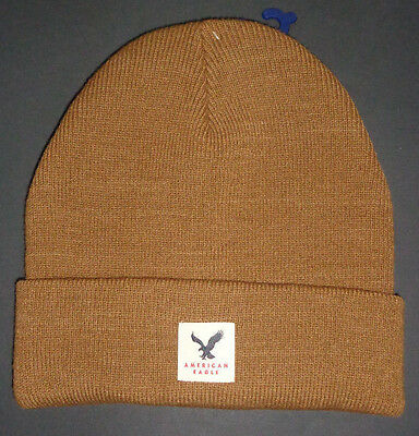 f970a5b0eed MENS AMERICAN EAGLE Outfitters Reversible Royal Blue Beanie Hat One ...
