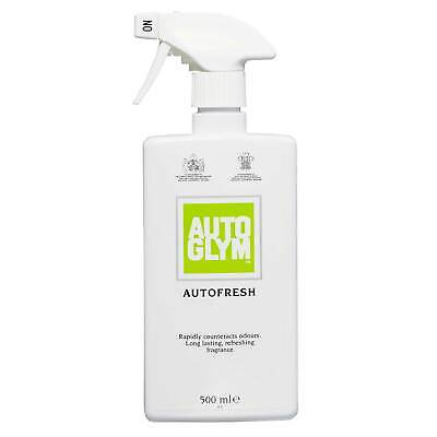 Autoglym Autofresh Car Air Freshener Spray 500ml Car Valeting Home Upholstery