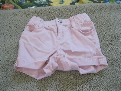 BabyGap Toddler Girl's Pink Shorts-3T