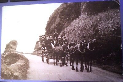 Kennedy's  Pass , Coach & Horses  Used  1904  Very Clean