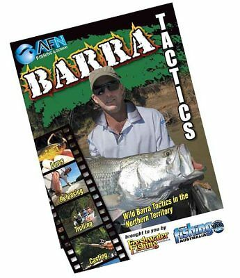 AFN Barra Tactics DVD