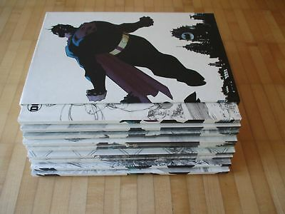 Dark Knight III the Master Race 1-9 Complete Collector's Edition Set w/ Slipcase