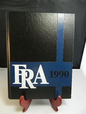 1990 Franklin Road Academy The Rebel Yearbook Annual Fra Nashville Tennessee