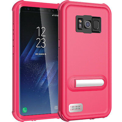 Underwater Waterproof Case Shockproof Cover For Samsung Galaxy S8 S9 Plus Note 8