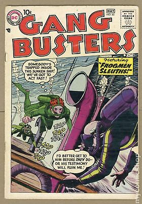 Gang Busters #63 1958 GD 2.0
