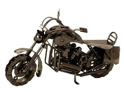Motorrad Modell Bike aus Metall Motorcycle super Design 24 cm !!!