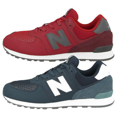 e7b091c62a NEW BALANCE GC 574 D4 Blu Navy Day&night Scarpe Shoes Schuhe Zapatos ...
