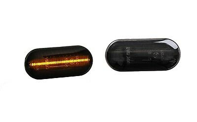Premium Smoke LED Seitenblinker Blinker VW Bora Golf 3 4 Passat 3BG Polo 9N SB7