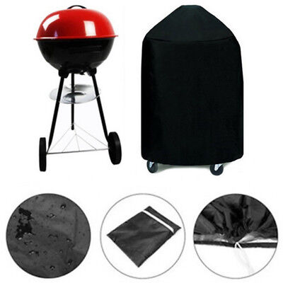 Waterproof BBQ Cover Large Barbeque Grill Protector Heavy Duty Dust Patio Gas