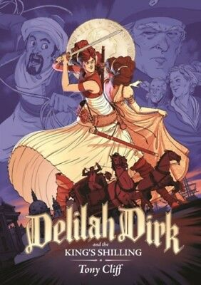 Delilah Dirk and the King's Shilling (Paperback), CLIFF, TONY, 97...