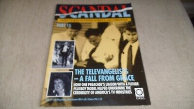 SCANDEL MAGAZINE No 15 The Televangelists a Fall from grace