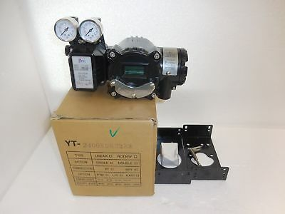 Young Technology YT-2400 RDH-222 Expolsion Proof Smart Positioner New