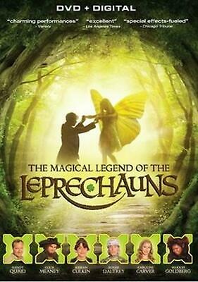 Magical Legend of the Leprechauns - DVD Region 1 Free Shipping!