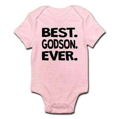 f084c1c0c CafePress Best. Godson. Ever. Body Suit Baby Bodysuit (1621460188)