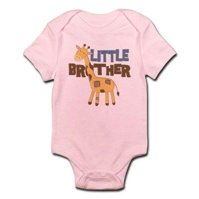 CafePress Little Brother Christmas Body Suit Baby Bodysuit