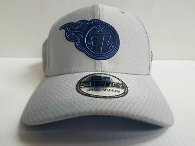 c45e3c37b Tennessee Titans Cap New Era 39Thirty Stretch Fitted Hat 2018 Training Camp