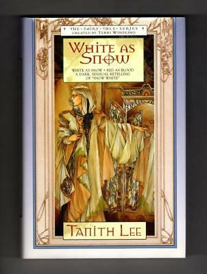 White as Snow by Tanith Lee (First Edition)
