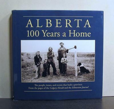 Alberta 100 Years a Home, People, Issues, and Events, Western Canada
