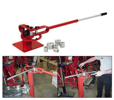 "portable Bench Top Tube Tubing Bender Die Pipe Manual Bending Fabrication 1""-3"""