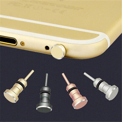 Dust Plug 3.5mm Headset Jack Mobile Phone Card Retrieve Pin for Iphone 5 6 HU