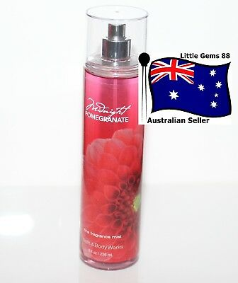 BATH & BODY WORKS * Midnight Pomegranate * Fragrance Body MIST SPRAY * 236ML