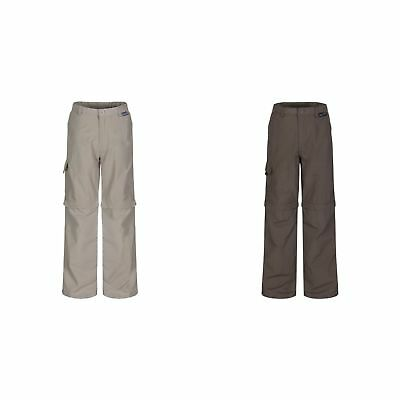 Regatta Great Outdoors Childrens/Boys Sorcer Zip-Off Trousers/Pants (RG2101)