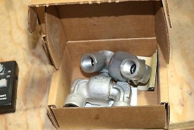 Lot Of 2 New Fmc Technology 3111316 Swivel Pipe Fitting