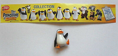 "BIP - The Penguins of Madagascar  -  "" Figur 3  "" ohne BPZ 2010"
