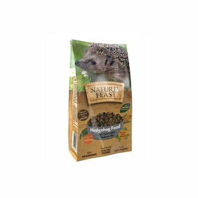 Nature's Feast Hedgehog Nugget, Suet & Mealworm Mix Food 675g