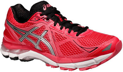 e7beba64a33c41 ASICS GT 2000 3 Ladies Pronation Support Road Running Sports Trainers Shoes  Pink
