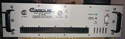 Comtech PST AR88258-30 Linear Amplifier 800 to 2,500MHz 30 Watts